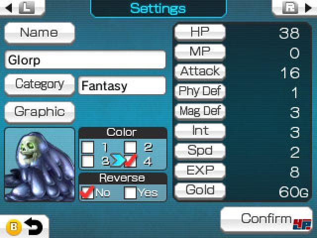 Screenshot - RPG Maker Fes (3DS) 92543991