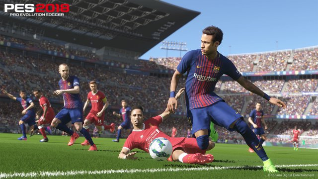 Screenshot - Pro Evolution Soccer 2018 (PS4) 92552505