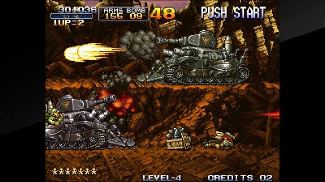 Screenshot - Metal Slug: Super Vehicle-001 (Switch) 92633009