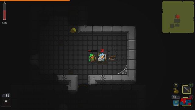 Screenshot - Quest of Dungeons (XboxOne) 92509899