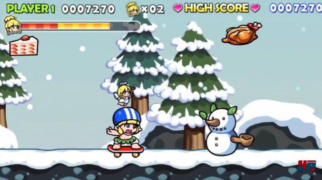 Screenshot - Wonder Boy Returns (PC)