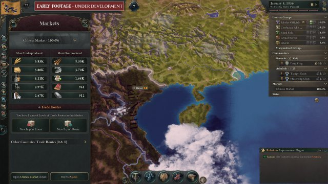 Screenshot - Victoria 3 (PC)