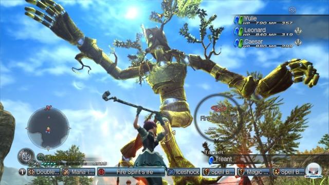 Screenshot - White Knight Chronicles II (PlayStation3) 2226943