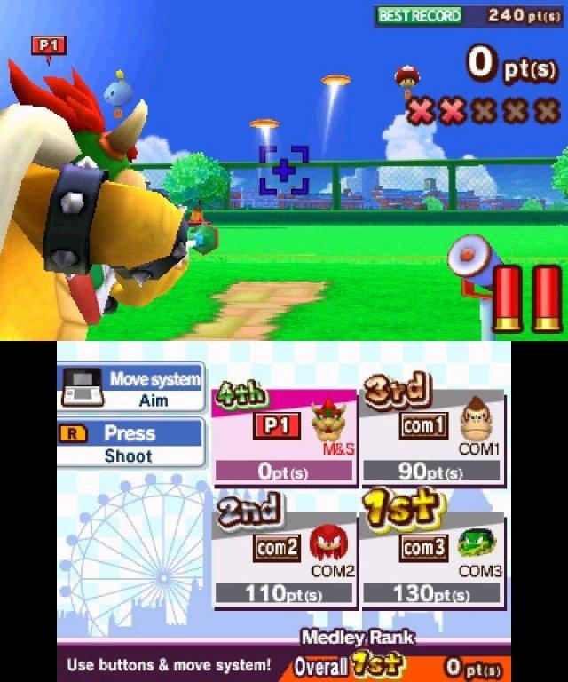 Screenshot - Mario & Sonic bei den Olympischen Spielen: London 2012 (3DS) 2304957