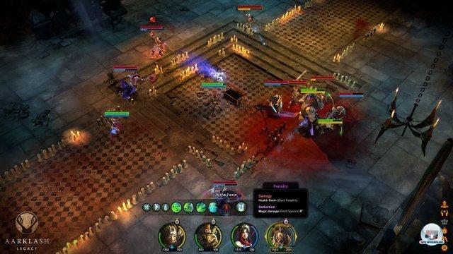 Screenshot - Aarklash: Legacy (PC) 92464038