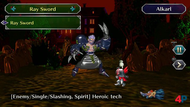 Screenshot - SaGa Frontier Remastered (PS4) 92639390