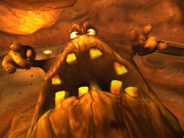 <b>The Great Mighty Poo (Erstauftritt in Conker's Bad Fur Day)</b><br><br>Ein musikalischer Haufen Scheiße? Wenn das mal nicht der perfekte Bossgegner ist! 1887633