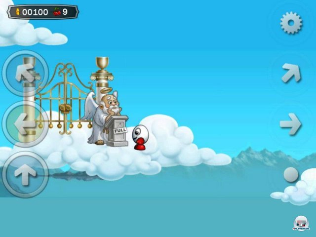 Screenshot - Dizzy: Prince of the Yolkfolk (iPhone) 2290862