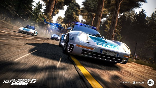Screenshot - Need for Speed Hot Pursuit Remastered (PC, PS4, One)