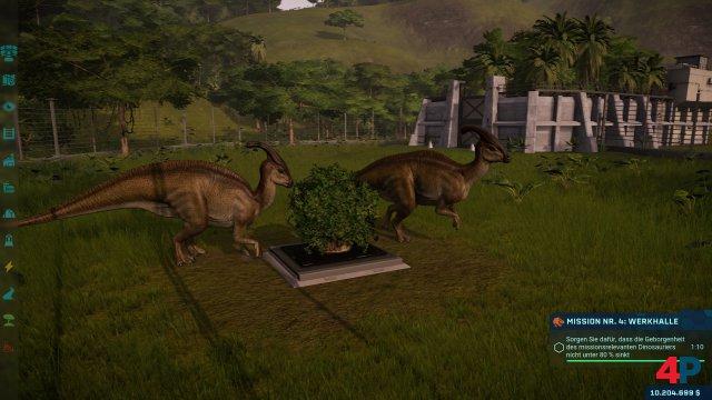 Screenshot - Jurassic World Evolution: Return to Jurassic Park (PC) 92603262