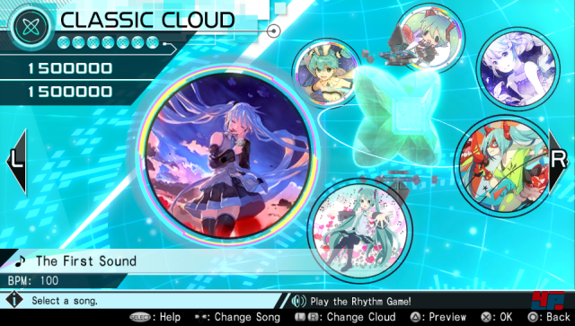 Screenshot - Hatsune Miku: Project Diva X (PS_Vita)