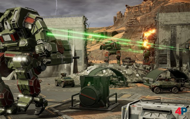 Screenshot - MechWarrior 5: Mercenaries (PC) 92602675