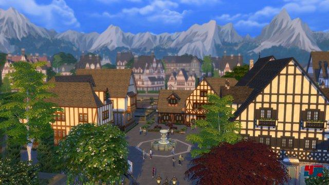 Screenshot - Die Sims 4: Zeit für Freunde (PC) 92510710