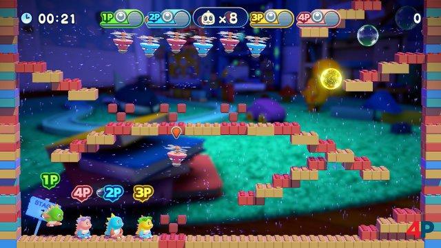 Screenshot - Bubble Bobble 4 Friends (Switch) 92600795