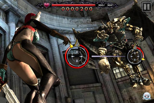 Screenshot - Demon's Score (iPad)