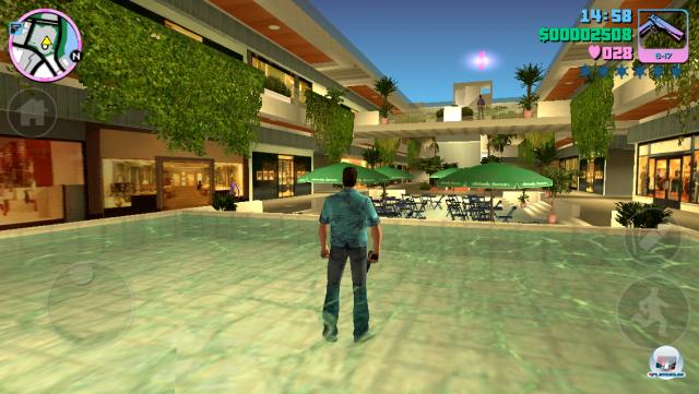 Screenshot - Grand Theft Auto: Vice City (iPhone) 92430677