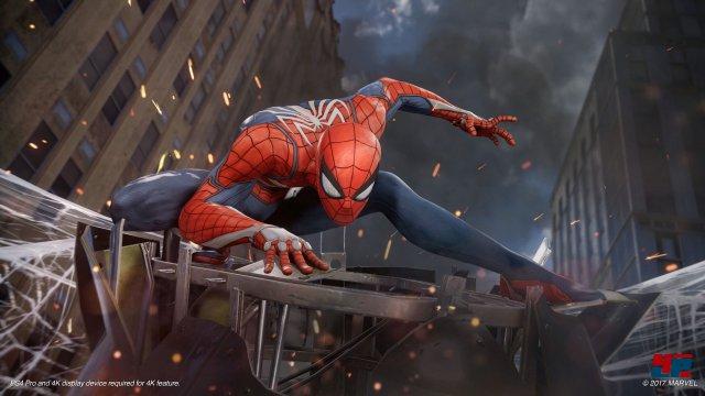 Screenshot - Spider-Man (PS4) (PS4) 92547662