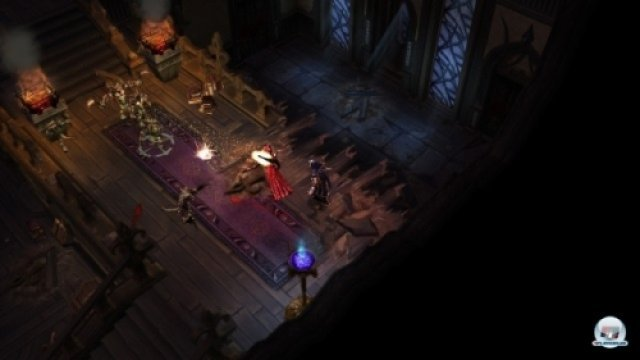 <b>Ruin</b> (PS3, Vita, Sony)<br><br>Action-Rollenspiel geht immer. Das dachte sich nicht nur Blizzard, auch Sony hat die E3 letztes Jahr genutzt, um den Crossplattform-Titel Ruin vorzustellen. Auf der gamescom war man ebenfalls noch präsent. Doch seitdem es ist verdächtig still geworden. Liegt es daran, dass außerhalb des SEN Crossplattform-Spiel zwischen Vita und PS3 nicht so machbar scheint, wie es sich Sony ursprünglich vorgestellt hatte. Komm schon Sony, gib dir einen Ruck. Action-Rollenspiel geht immer... 2365757