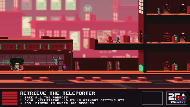 Screenshot - Not A Hero (XboxOne) 92525503