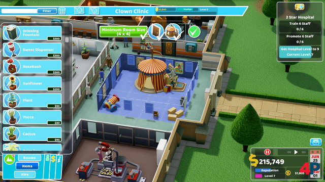 Screenshot - Two Point Hospital (One) 92592764