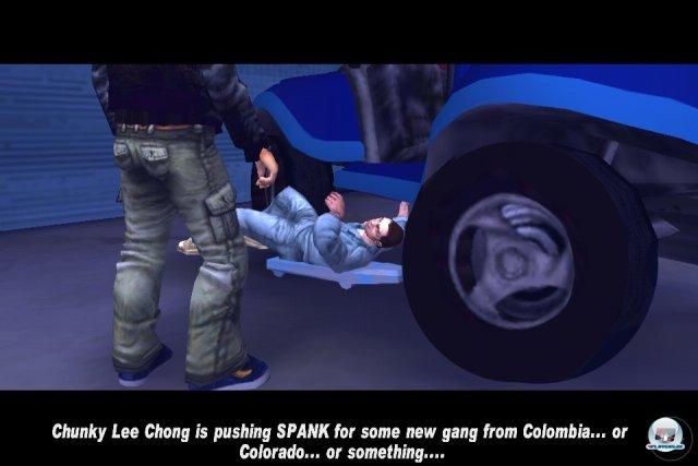 Screenshot - Grand Theft Auto III (iPhone) 2299312