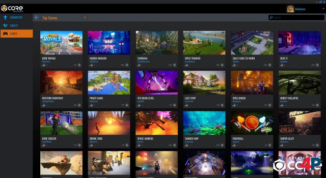 Screenshot - Core (PC)