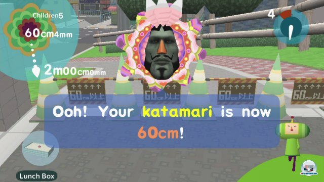 Screenshot - Touch my Katamari (PS_Vita)