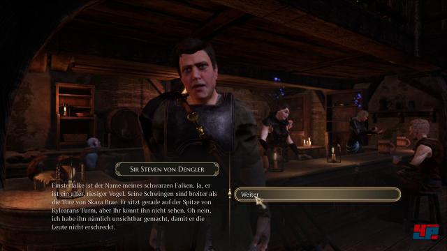 Screenshot - The Bard's Tale 4: Barrows Deep (PC) 92574208