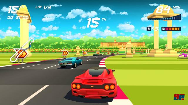 Screenshot - Horizon Chase Turbo (PC) 92568849