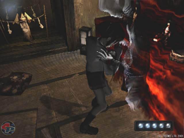 Eine Seele, die nach Crimson greift: diese Situation kann zum Verlust des Schnappschusses führen.