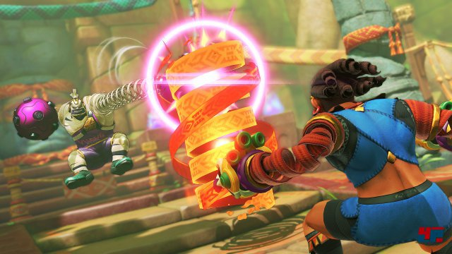 Screenshot - Arms (Switch)