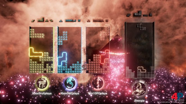 Screenshot - Tetris Effect: Connected (PC, One, XboxSeriesX)