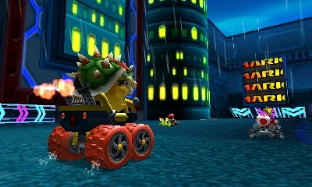 Screenshot - Mario Kart 7 (3DS)