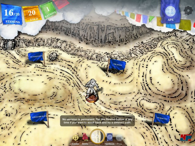 Screenshot - Sorcery! - Teil 3 (iPad) 92503541