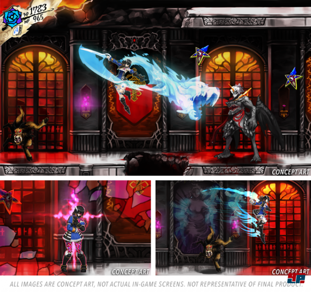 Screenshot - Bloodstained: Ritual of the Knight (PC) 92504426