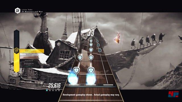 Screenshot - Guitar Hero Live (360) 92503084