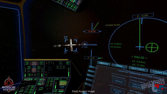 Screenshot - Rogue System (PC)