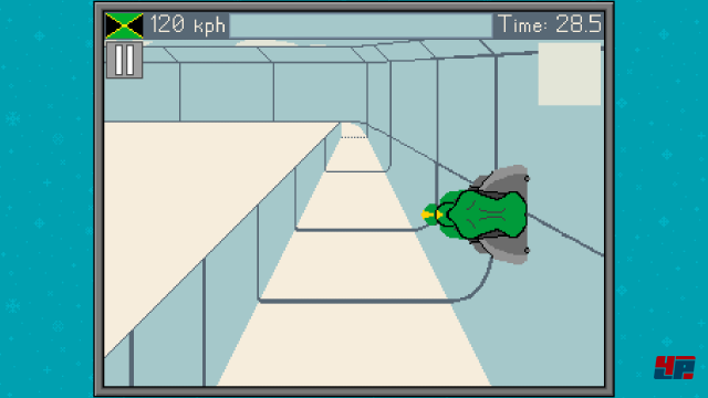 Screenshot - Retro Winter Sports 1986 (Android)