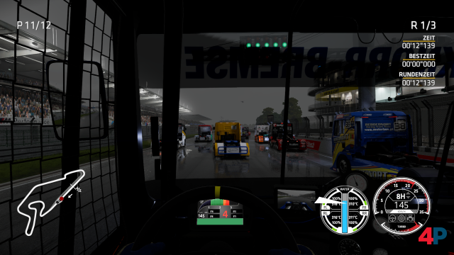 Screenshot - FIA European Truck Racing Championship (PC) 92592941