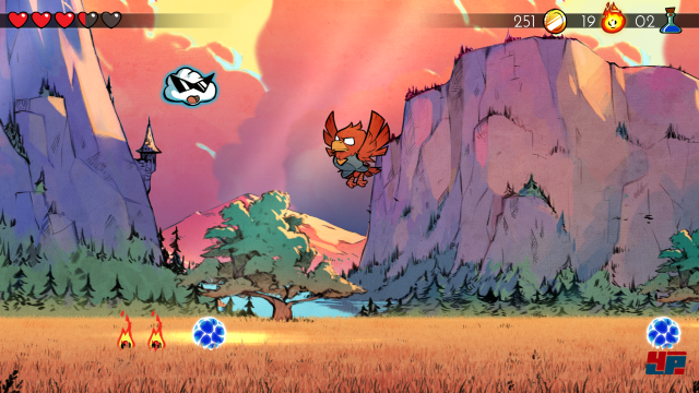 Screenshot - Wonder Boy: The Dragon's Trap (PC)