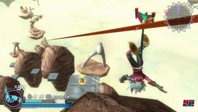 Screenshot - Rodea: The Sky Soldier (Wii_U) 92495704
