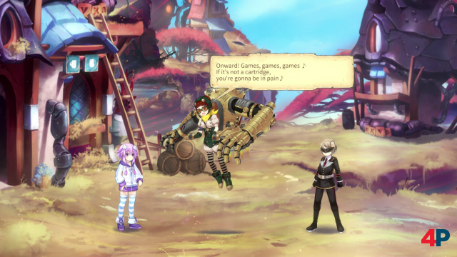 Screenshot - Super Neptunia RPG (PS4) 92591872
