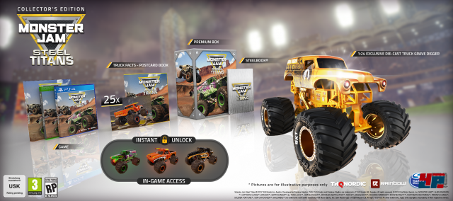 Screenshot - Monster Jam Steel Titans (PC) 92582931