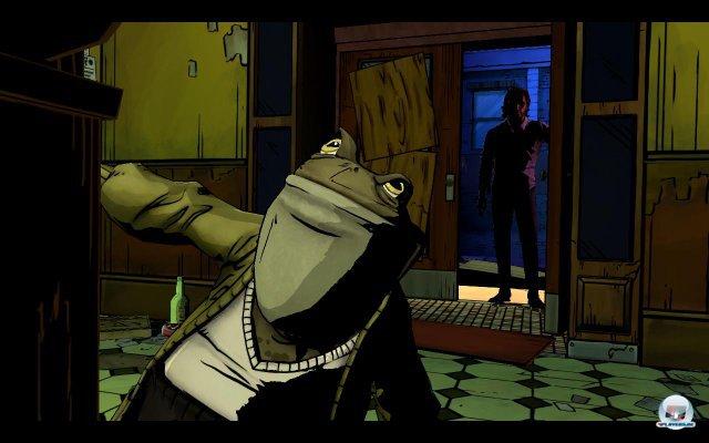 Screenshot - The Wolf Among Us - Episode 1: Faith (360) 92470607