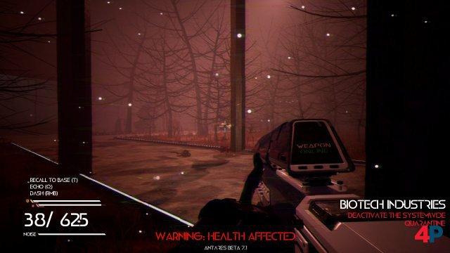 Screenshot - Antares (PC)