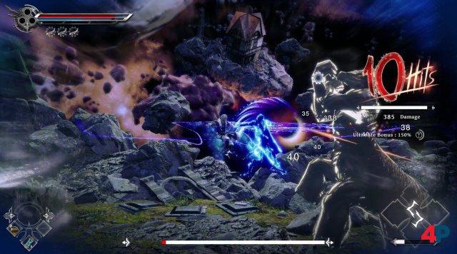 Screenshot - AeternoBlade 2 (PC)