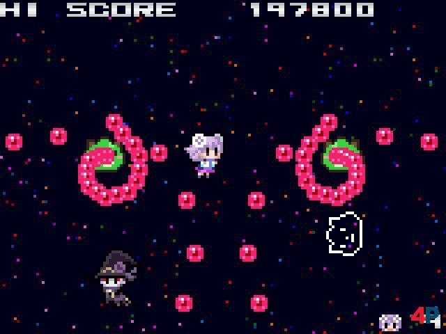 Screenshot - Neptunia Shooter (PC)
