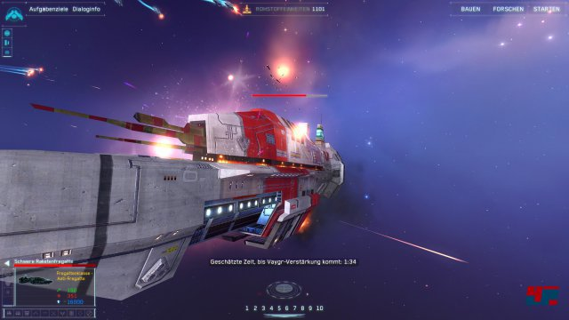 Screenshot - Homeworld Remastered Collection (PC) 92500197