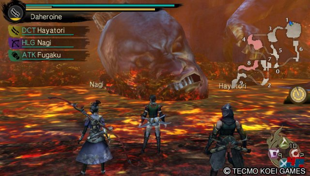 Screenshot - Toukiden: The Age of Demons (PS_Vita) 92478351