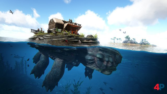 Screenshot - ARK: Genesis (PC)